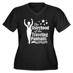 The Sisterhood of the Traveli Women's Plus Size V-