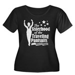 The Sisterhood of the Traveli Women's Plus Size Sc