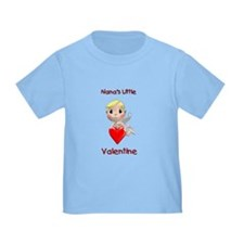 Nana's Little Valentine (angel) T