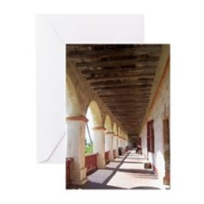 Mission Walkway Greeting Cards (Pk of 10)