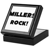 Millers ROCK Keepsake Box