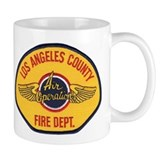 L.A. County Fire Air Ops Mug