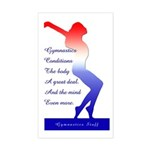 Gymnastics Sticker - Mind