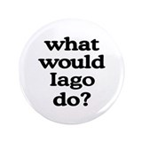 "Iago 3.5"" Button (100 pack)"