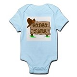 Rodeo Time Infant Bodysuit
