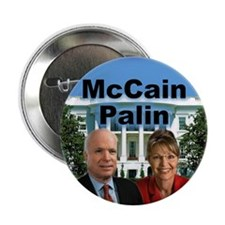 "McCain Palin 2.25"" Button (10 pack)"