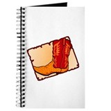 Cowboy Boot Journal