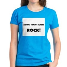 Mental Health Nurses ROCK Tee