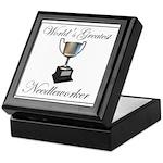 World's Greatest Needleworker Keepsake Box