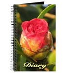 Blossoming Rose Personal Diary