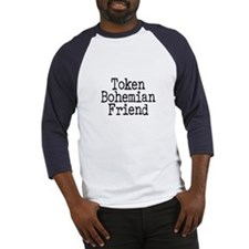 Token Bohemian Friend Baseball Jersey