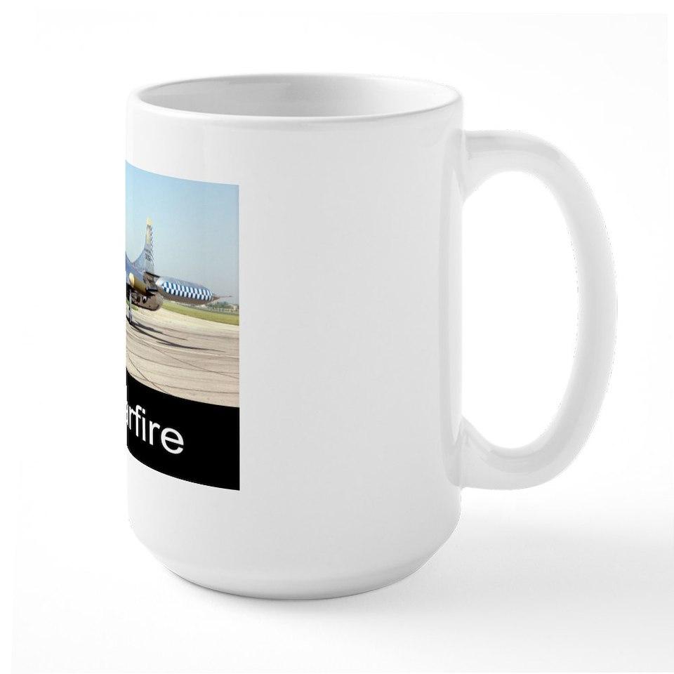 Air Force Gifts  Air Force Drinkware  F 94 STARFIRE AIRCRAFT Mug