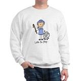 Little Bo Peep Sweater