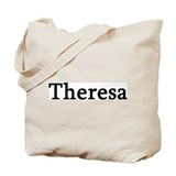 Theresa - Personalized Tote Bag