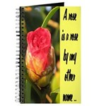 A rose is a rose Diary/Journal