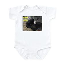 I'VE GOT A HEADACHE Infant Bodysuit