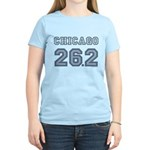 Chicago 26.2 Marathoner Women's Light T-Shirt