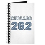 Chicago 26.2 Marathoner Journal