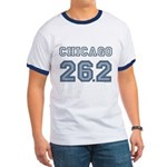 Chicago 26.2 Marathoner Ringer T
