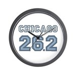 Chicago 26.2 Marathoner Wall Clock