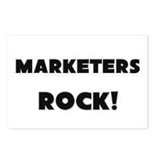 Marketers ROCK Postcards (Package of 8)