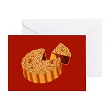 Mooncake Greeting Card