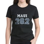 Maui 26.2 Marathoner Women's Dark T-Shirt