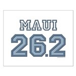 Maui 26.2 Marathoner Small Poster