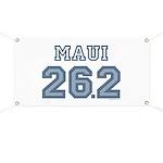 Maui 26.2 Marathoner Banner