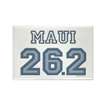 Maui 26.2 Marathoner Rectangle Magnet (100 pack)