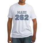 Maui 26.2 Marathoner Fitted T-Shirt