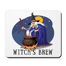 Witch's Brew Mousepad