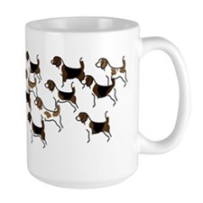 Group o' Beagles Mug