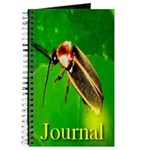 Glowing Firefly Journal