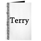 Terry - Personalized Journal