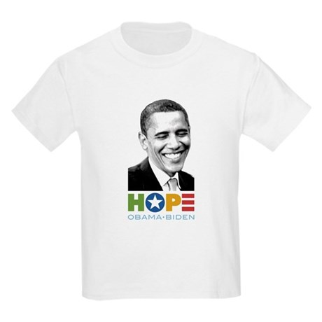 Hopeful Smile Kids Light T-Shirt