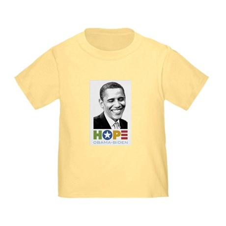 Hopeful Smile Toddler T-Shirt