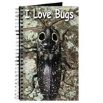 I Love Bugs Journal