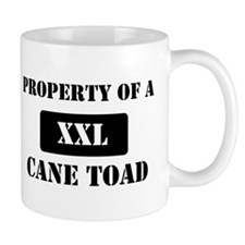 Property of a Cane Toad Coffee Mug