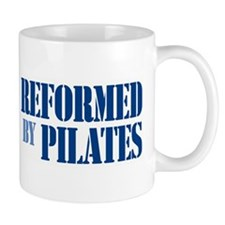 """Reformed by Pilates""  Mug"