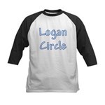 Logan Circle Kids Baseball Jersey