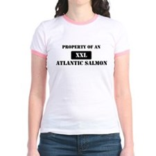 Property of a Atlantic Salmon T