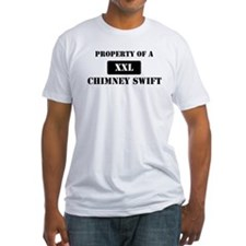 Property of a Chimney Swift Shirt