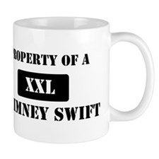 Property of a Chimney Swift Mug