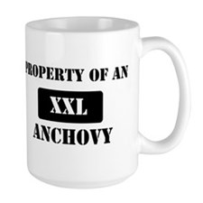 Property of a Anchovy Mug