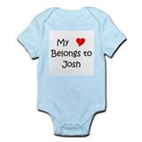 Unique Josh Onesie
