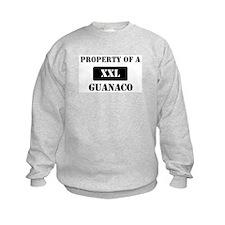 Property of a Guanaco Sweatshirt