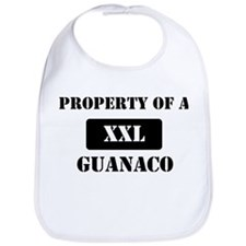 Property of a Guanaco Bib