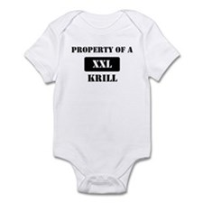 Property of a Krill Infant Bodysuit