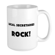 Legal Secretaries ROCK Mug